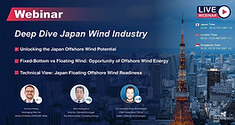 JWE Webinar: Deep Dive Japan Wind Industry