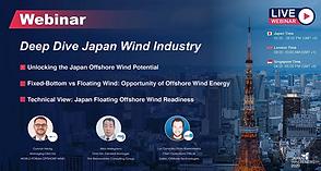 JWE Webinar: Deep Dive Japan Wind Industry