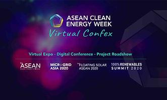 ASEAN Clean Energy Week 2020 Virtual Confex