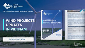 Wind Projects Updates in Vietnam