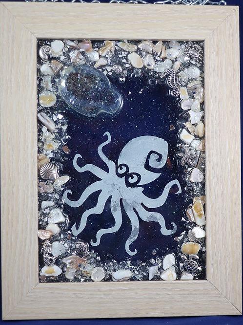 Octopi Fun  5x7