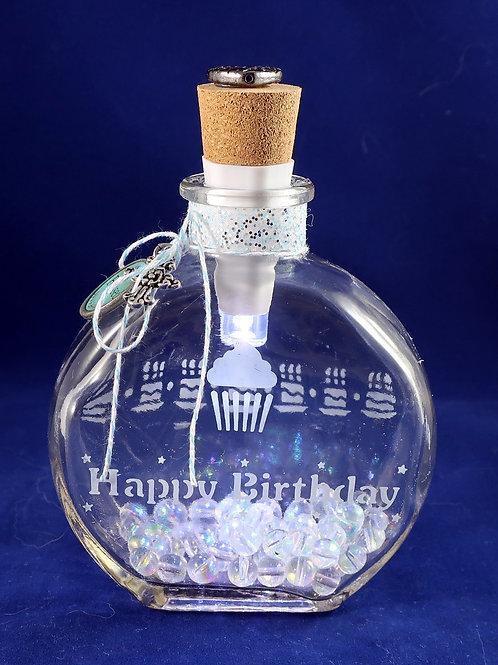 Happy Birthday Bottle