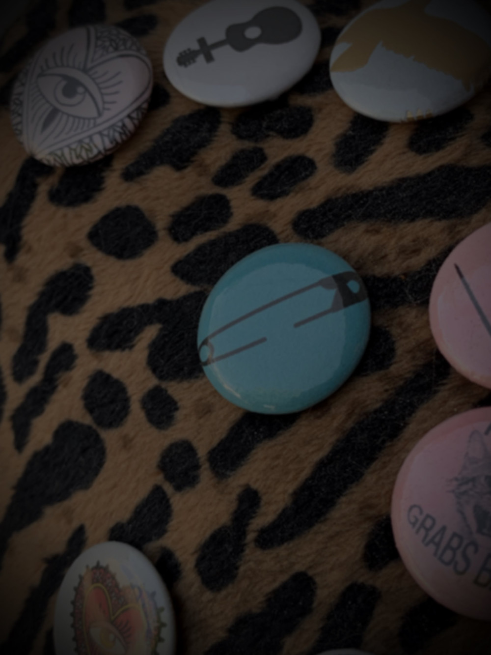 Fashion buttons made by Mia X Marks the Spot