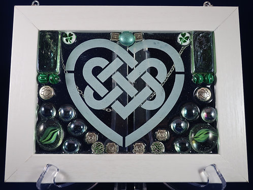 Celtic Heart 5x7