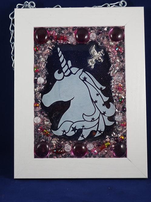 Pink Unicorn 4 x6