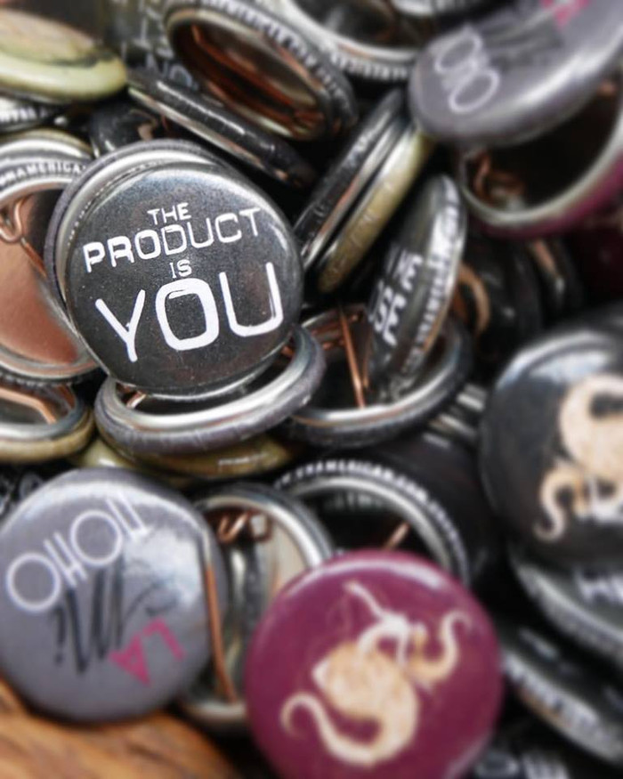 The Product is YOU.