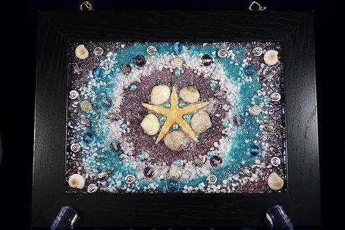 Star  Mandala 5x7