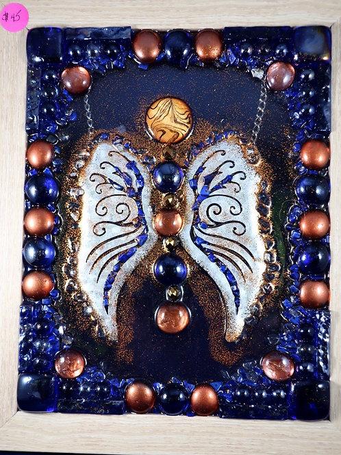 Cobalt Angel 8x10