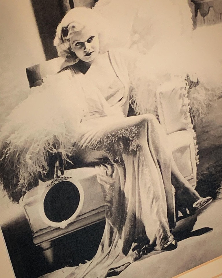 Photograph of Jean Harlow