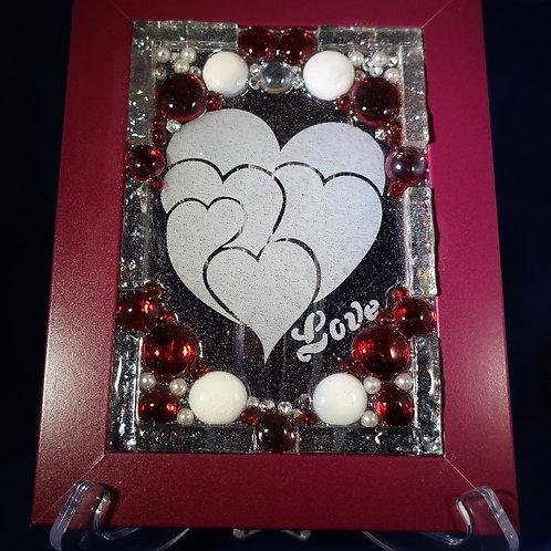Love Heart 5x7