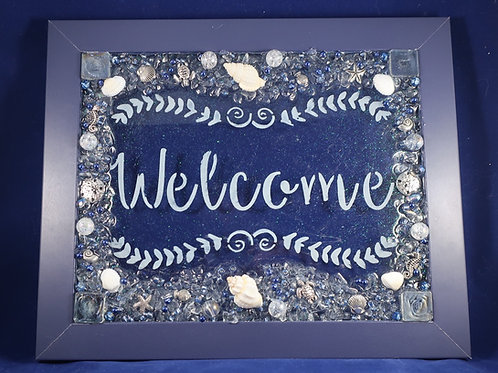 Welcome 8x10