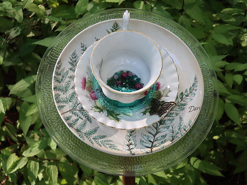 Thistle Tea Cup