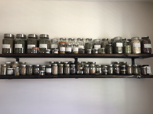 Custom Tea Blending