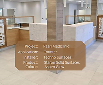 Staron Solid Surfaces