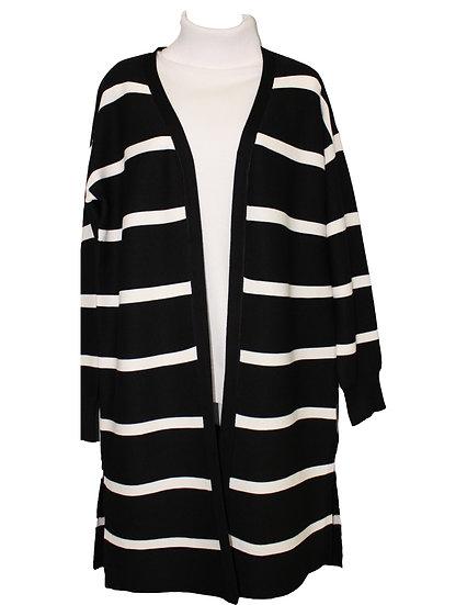 Black & White Stripped Sweater