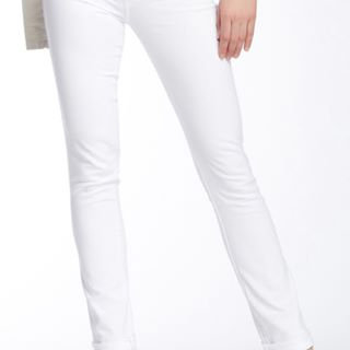 MIH White Jeans