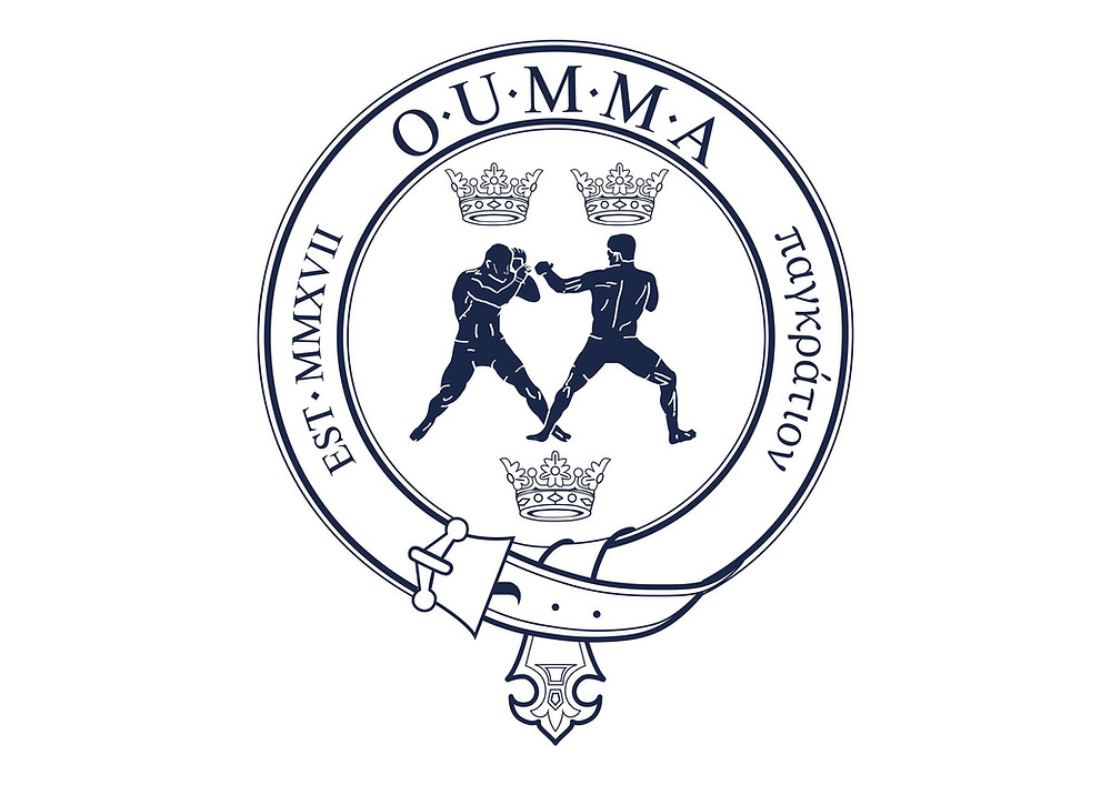 It will take you to Oxford Uni MMA Facebook page