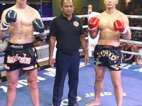 Client progress after fight in Thailand