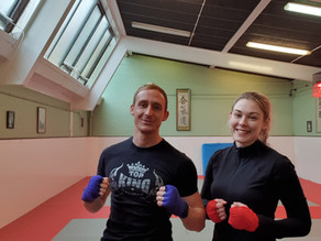 Two Muay Thai Oxfordshire Clients Head off to Thailand Training Camps
