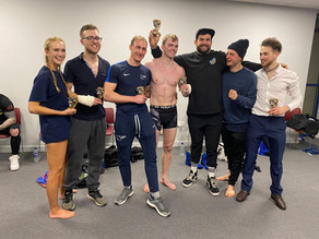 Inaugural Oxford Vs Cambridge Mixed Martial Arts Varsity Match