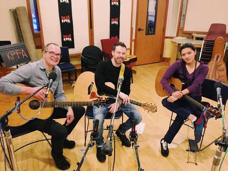 International Guitar Summit with Teja Gerken and Alberto Lombardi