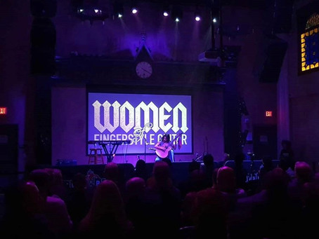 Women of Fingerstyle Concert in House of Blues Anaheim CA