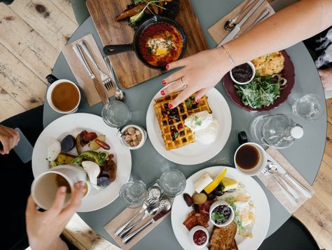 Three easy tips to avoid overeating at meals