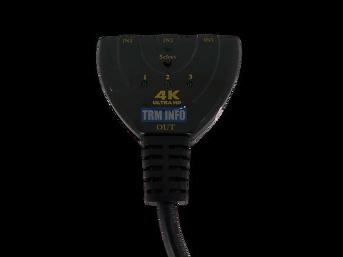 SWITCH HDMI 3 EM1 4K/2K 3D JC-HS-HM