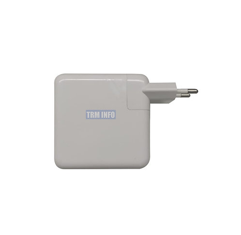Fonte USB Tipo C 61W 20.2V 2.4A (APP-61T)