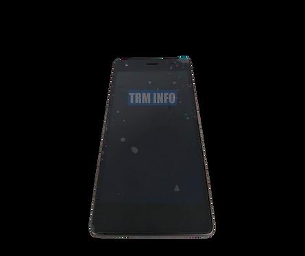 DISPLAY TELA TOUCH FRONTAL POSI X900 -CINZA/PRETO