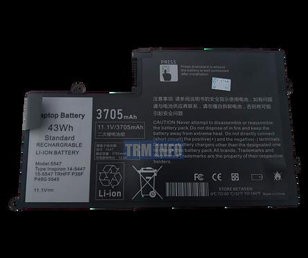 BATERIA NOTE DELL PC (BT DE-15-5000 90) 11.1V 3.705AH/3705  MAH
