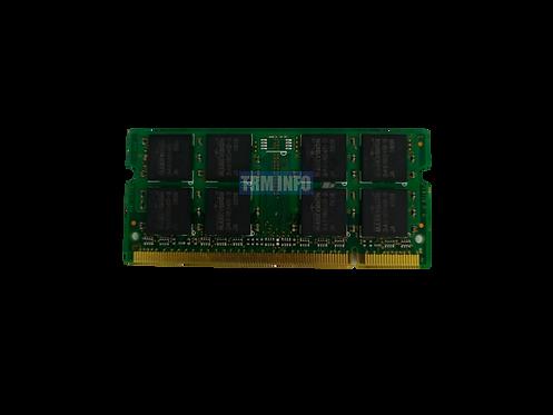 MEMORIA NOTE 1GB DDR2 667MHZ