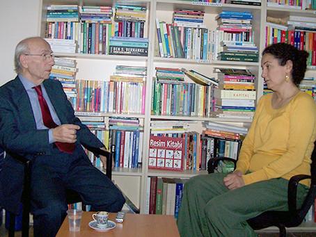 Oğuz Çetinoğlu ile Röportaj