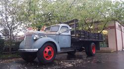 Sebastopol Hardware Old Truck
