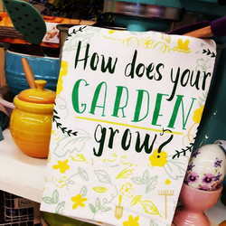 Are you ready for spring_ We have all the supplies you need to build a beautiful garden