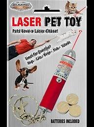 Laser pet toy