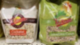 Volkman bird food