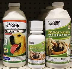 Liquid Health supplements
