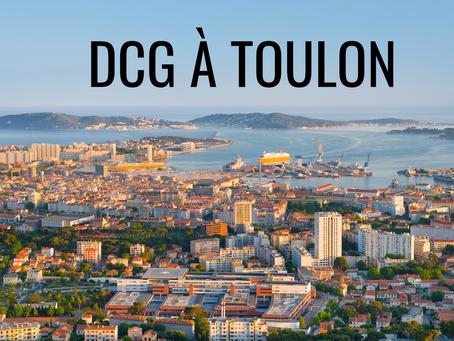 Les écoles de DCG à Toulon