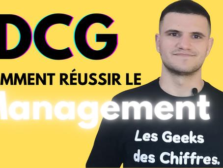 Comment réussir l'UE 7 Management de DCG