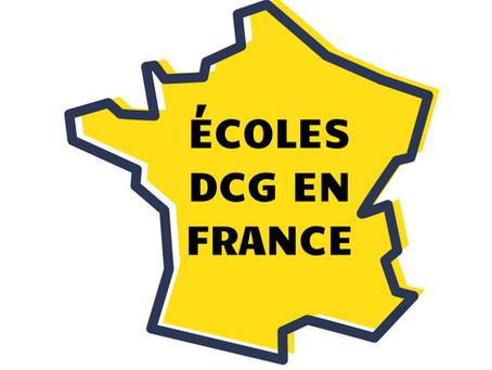 Toutes les écoles du DCG en France