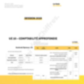 corrig dcg ue10 comptabilité 2019