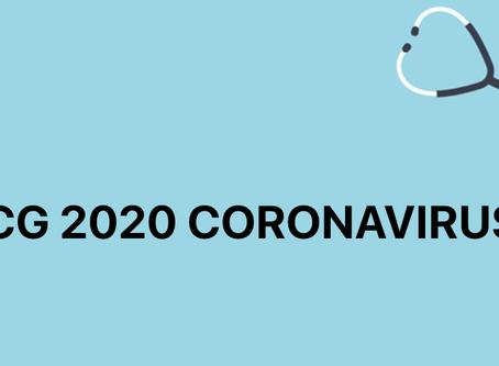 DCG 2020 CORONAVIRUS