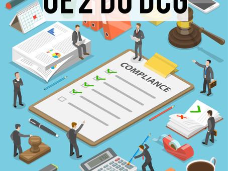 Qu'est-ce que l'UE 2 du DCG ?