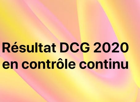 Résultat DCG 2020 prévu le 24 juillet 2020