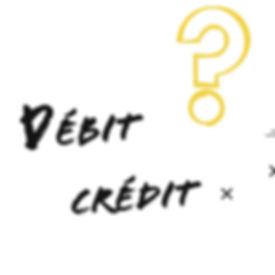 Cours sur le Débit crédit les geeks des