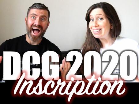 Inscription DCG 2020 candidat libre