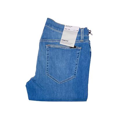 Joe's Jeans Brixton (straight + narrow) LT Wash