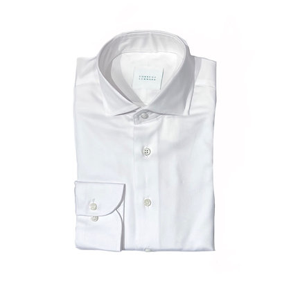 Forrest Lennard L/S Button-Down Shirt in White