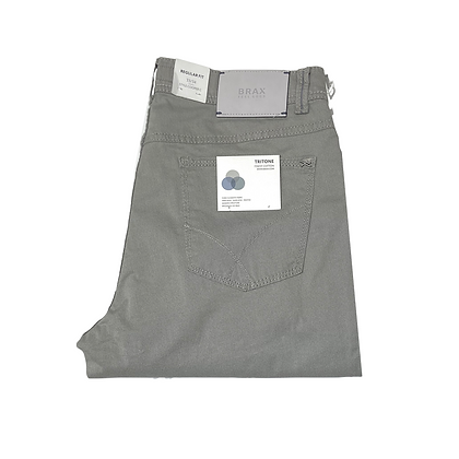Brax 5 Pocket - Regular Fit Taupe